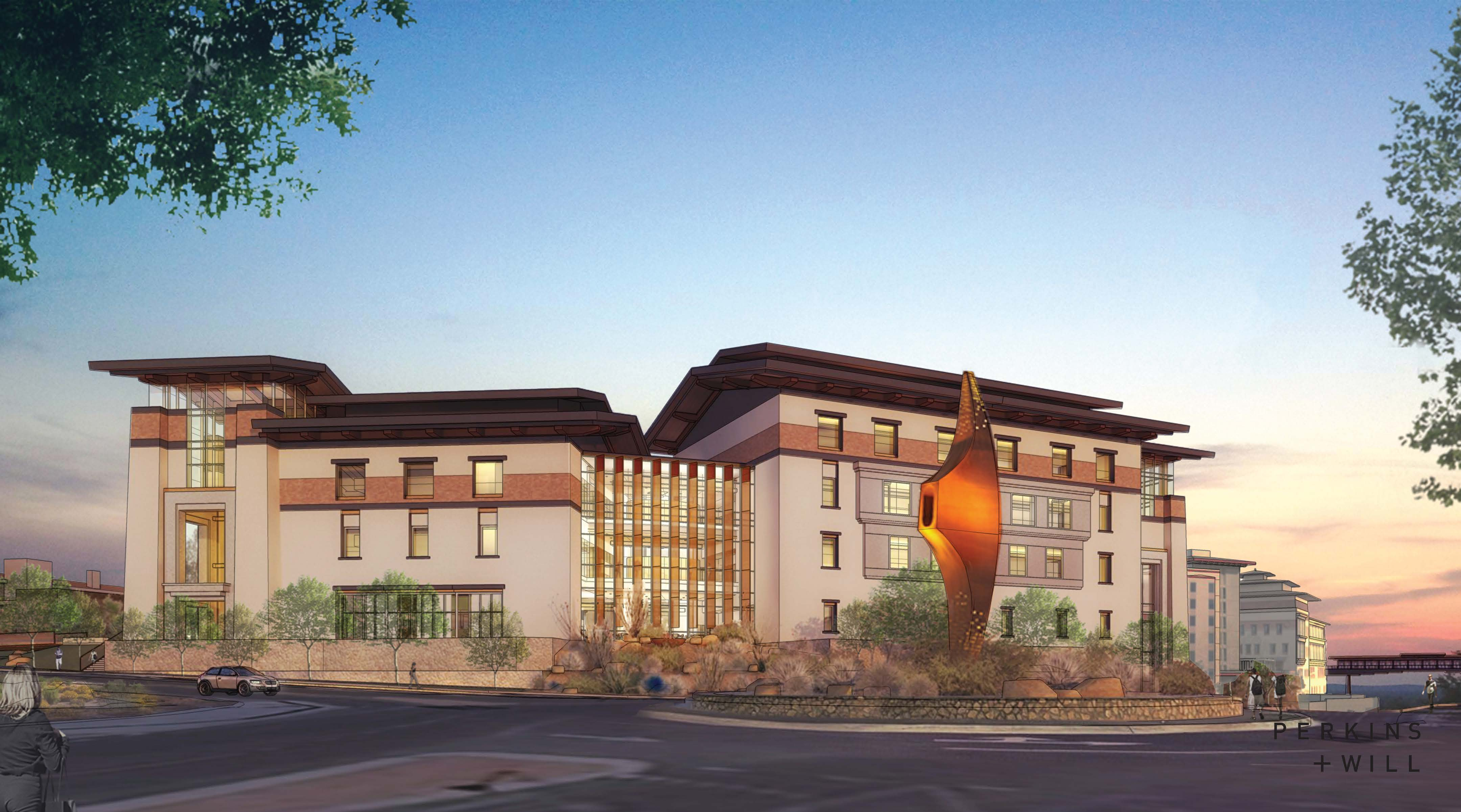The University of Texas at El Paso UTEP – Interdisciplinary Research Building Masonry Texas Subcontractor