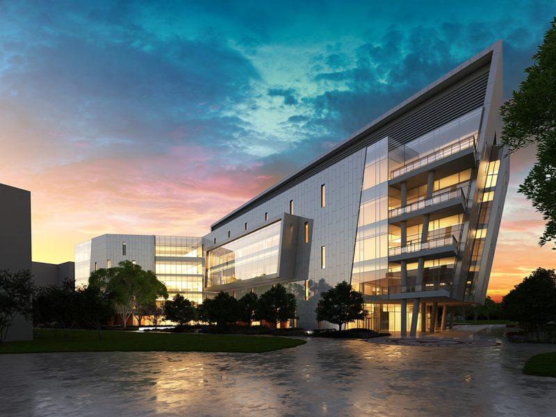 Texas Masonry Contractor Subcontractor TSU Library Texas Southern University