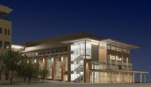 The University of Texas at San Antonio Science & Engineering Building Texas masonry Contractor Subcontractor